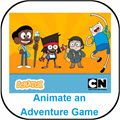 Animate Adventure Game
